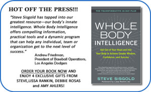 Whole Body Intelligence Book