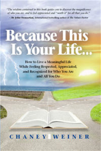 Because This is Your Life BOOK