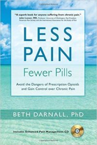 Book Less Pain, Fewer Pills